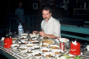 Buffet in Myanmar